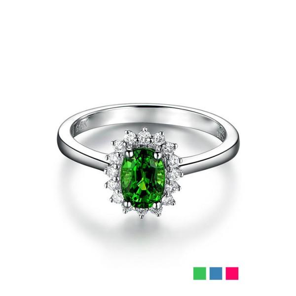 penjualan eksklusif cincin ratu Diana , ..